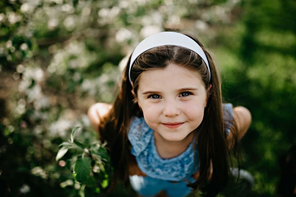 brunette girl