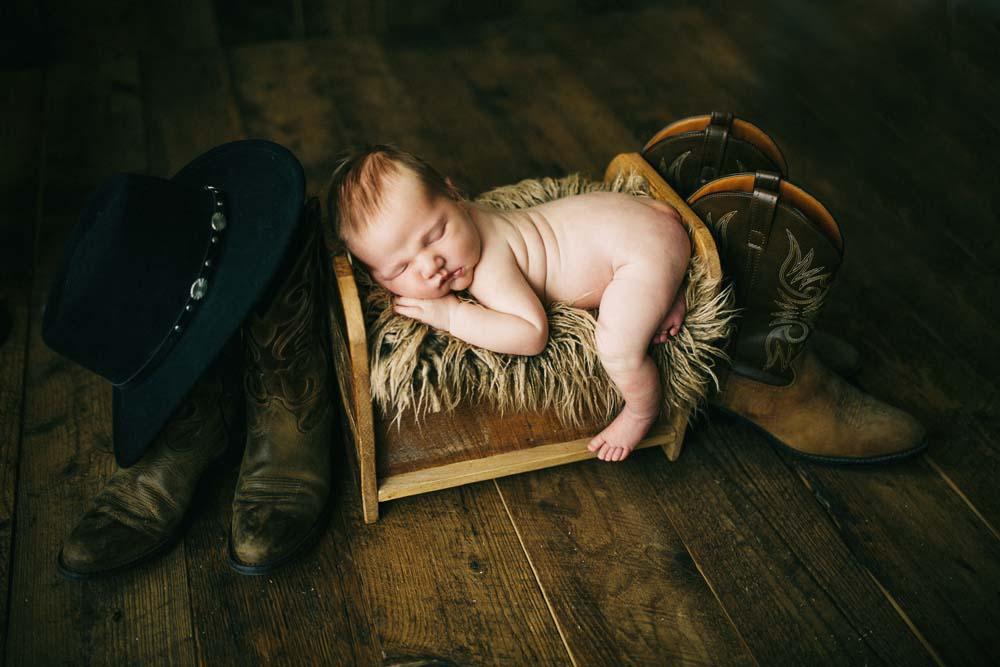 sleeping newborn 1